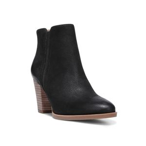 FRANCO SARTO Dipali Suede Ankle Boot-8.5
